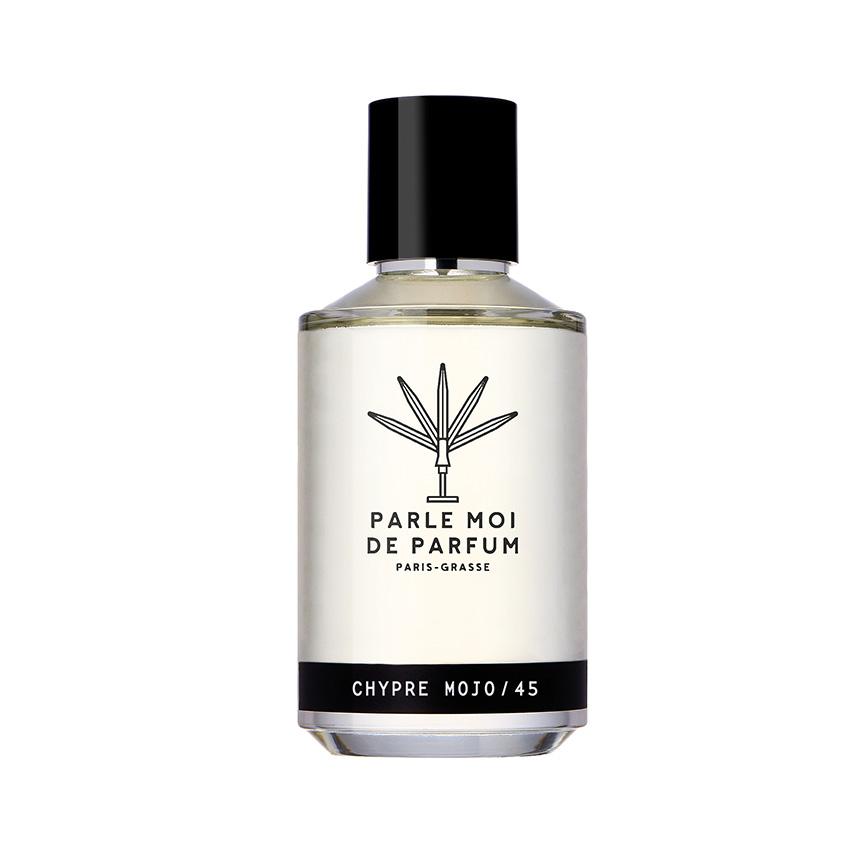 Flacon de parfum Chypre Mojo / 45 de parle Moi de Parfum